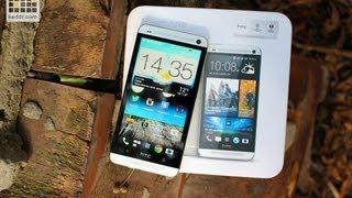 HTC One Dual Sim - Обзор Смартфона -- Keddr.com
