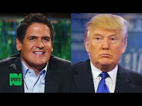 GOP Elites Want Mark Cuban To Run Third-Party & Defeat Trump