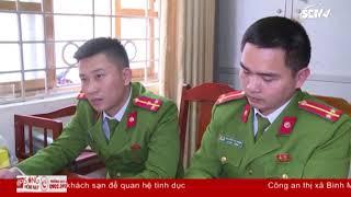 Thanh Hóa bắt 5 đối tượng lừa đảo qua Facebook | Nhịp Sống Hôm Nay SCTV4
