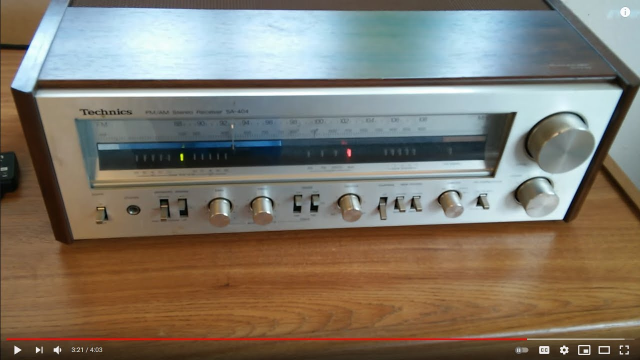 add bluetooth to any vintage home stereo [ 1280 x 720 Pixel ]