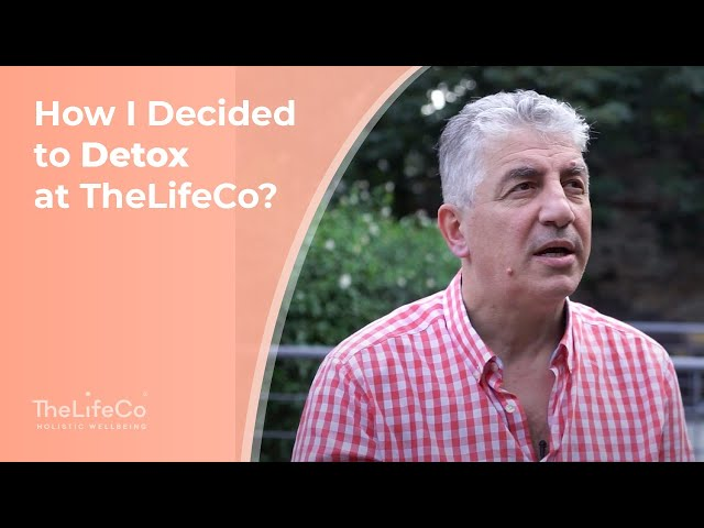 How I Decided To Detox At The LifeCo?