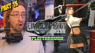 Cover images Pure. Unadulterated. Videogame. Bliss. : Final Fantasy VII Remake (Chpt. 14)