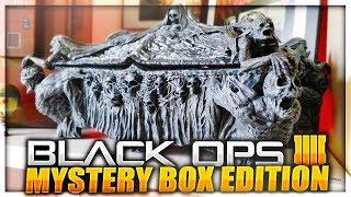 """UNBOXING de L'ÉDITION COLLECTOR """"MYSTERY BOX"""" de BLACK OPS 4 !"""