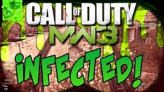 Live MW3 INFECTED: #2 INFECT THEM! (Dutch Modern Warfare 3 Commentary)