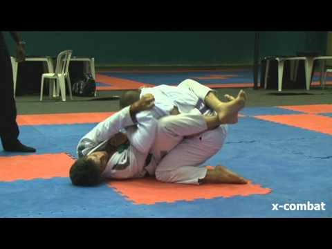 Mundial de Jiu-Jitsu 2012 - Márcio André x Genilson Cardoso by X-COMBAT