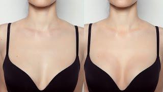 Моделирование и макияж декольте
