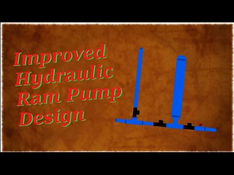 ECHO Asia's Improved Hydraulic Ram Pump Design (Updated)