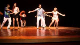 apresentação de dança de salão veiga valle 2012 forro do geraldo (Dalila e Márcio)