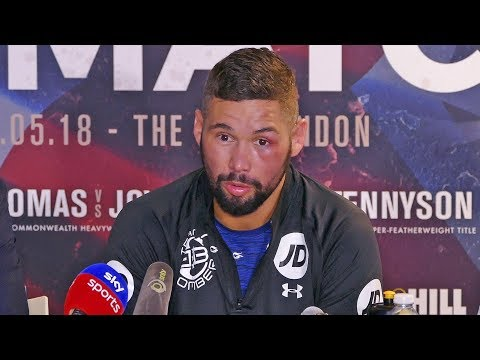 Tony Bellew POST FIGHT PRESS CONFERENCE vs David Haye - The Rematch