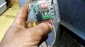 BD35 BD50 DANFOSS 12/24V DC COMPRESSOR LED TEST - YouTube