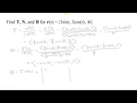 TNB Example - Helix