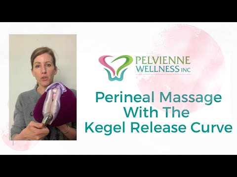 Perineal Massage in Pregnancy Using The Kegel Release Curve