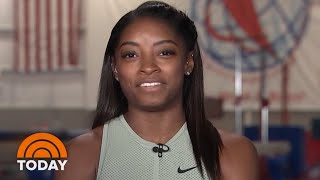 Simone Biles On USA Gymnastics' Vow To Change: 'Talking Is Easy' | TODAY