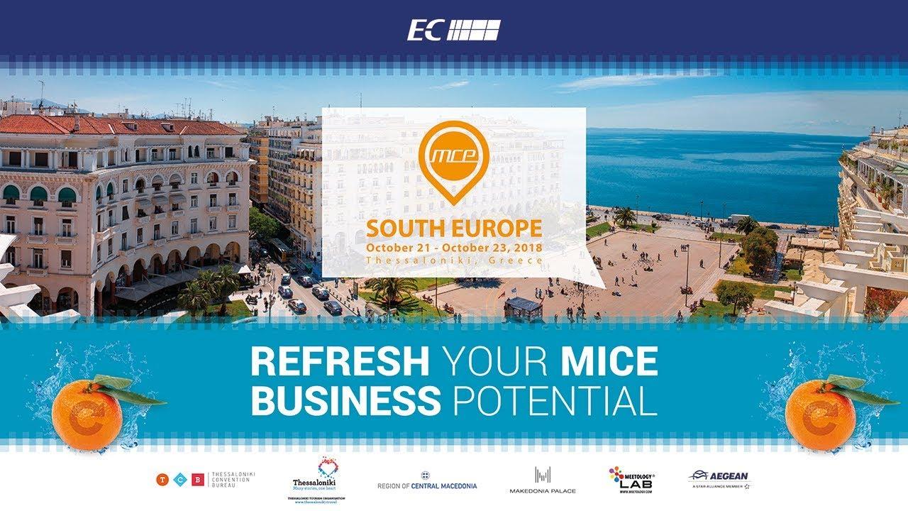 MCE South Europe 2019 - Valencia   Europe Congress, MICE B2B Forums