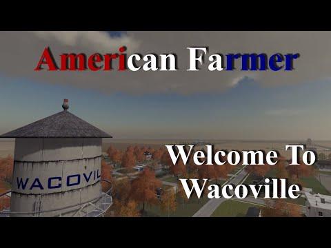 Farming Simulator 19   American Farmer #1   Welcome To Wacoville