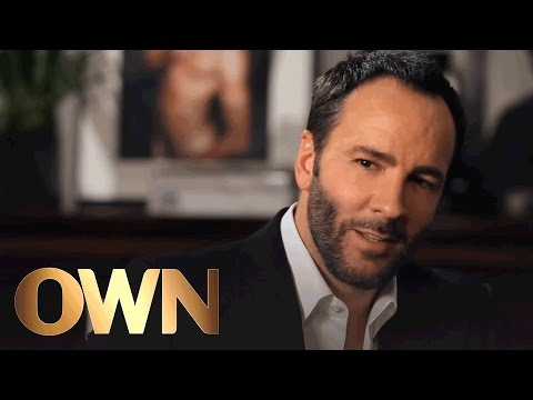 Tom Ford: Roots of a Perfectionist | Visionaries: Inside the Creative Mind | Oprah Winfrey Network
