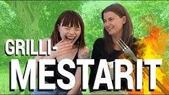 TESTISSÄ VEGAANISET LIHANKORVIKKEET - Mitä vegaani grillaa?