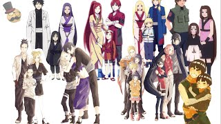 Naruto: character's family collection (real & fanart) thumbnail