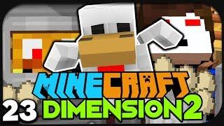 Das EIER-BATTLE Paluten vs. GERMANLETSPLAY ☆ Minecraft DIMENSION 2 #23