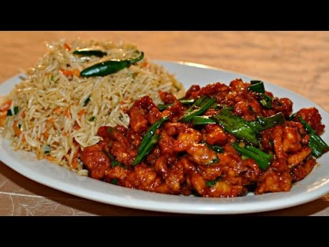 Homemade Chicken Chilli Dry Recipe - Chicken Chilli Dry ...