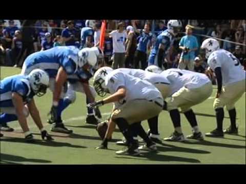 Israel Bowl VII Tel Aviv Pioneers vs. Jerusalem Lions