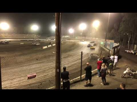 Modified Main 09-22-18 Bakersfield Speedway