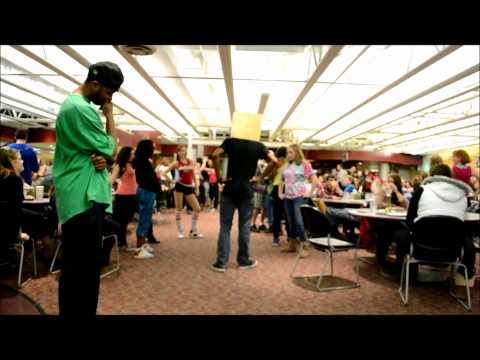 Rider University 2011 Flash Mob [Official Video]