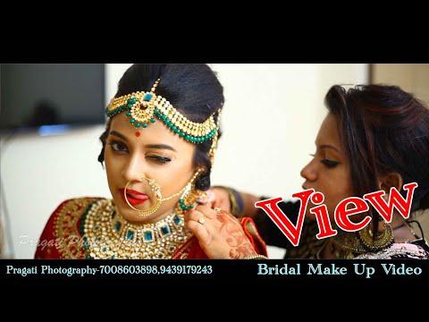 Wedding Make Up Video, Bhubaneswar By Pragati Photography