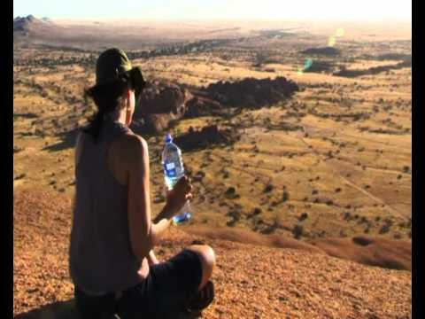 Sacred Spitzkoppe in Namibia with Nomad Tours.avi