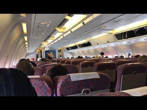 TRIPREPORT | Air Zimbabwe (Economy) | Bulawayo - Johannesburg | Boeing 767-200 Z-WPE