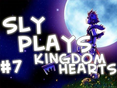 Kingdom Hearts | Ep.7 | Alice in Wonderland and Tarzan!