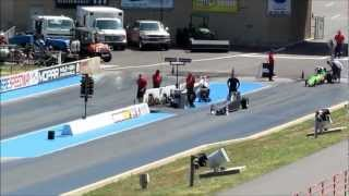Junior Comp dragster Hayabusa