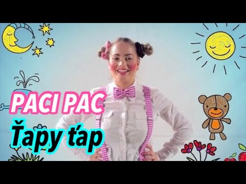 PACI PAC - Ťapy ťap (klip)