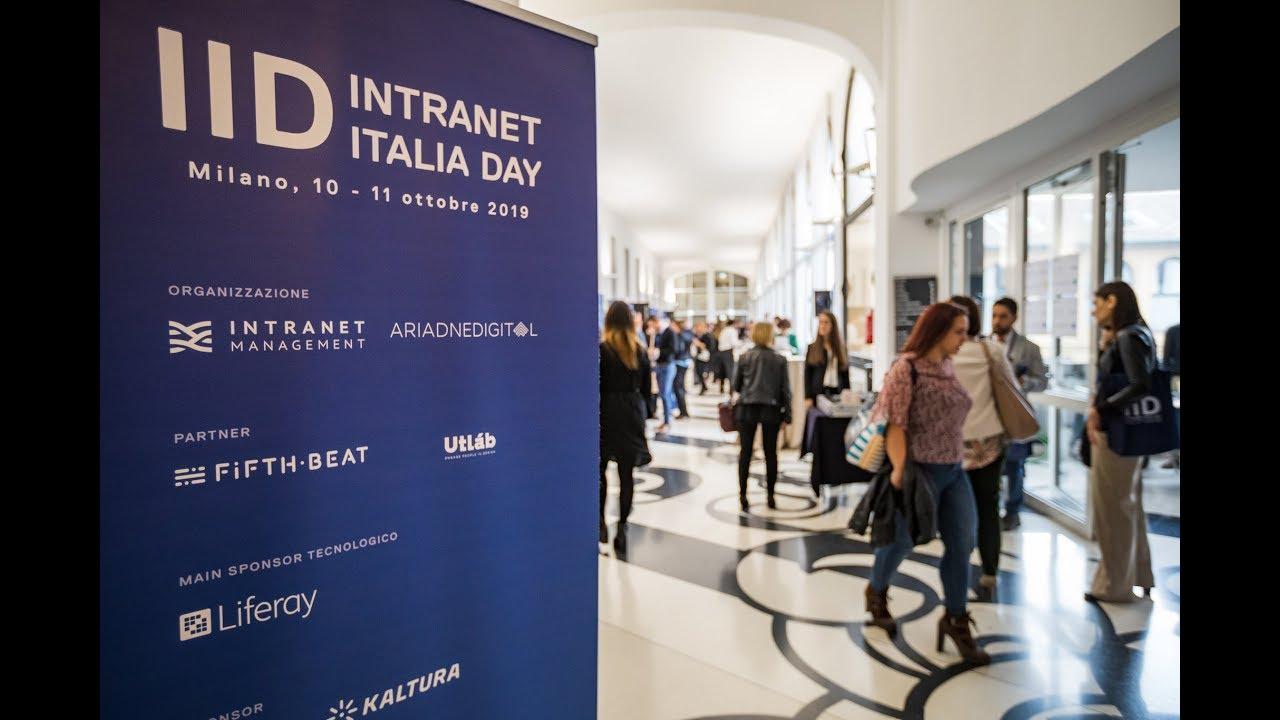 Intranet Italia Day 2019