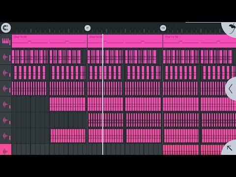 ✅✔Galantis - No Money Break mix 135bpm by Mr Chai Ya on FL Studio Mobile 3 Kh