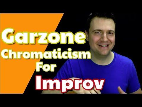 Garzone Chromaticism For Improvisation | Jazz Guitar Lesson