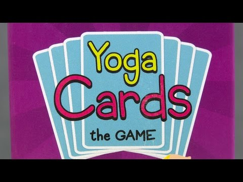 Yoga Cards from ThinkFun