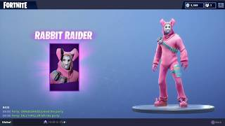 "EASTER Skins are BACK! + NEW ""Pumpernickel"" EMOTE! (Fortnite Item Shop) - 08/08/2018"