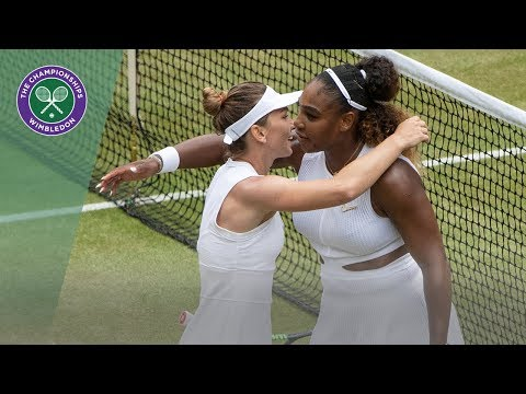 Simona Halep Vs Serena Williams | Wimbledon 2019 Final (Full Match)