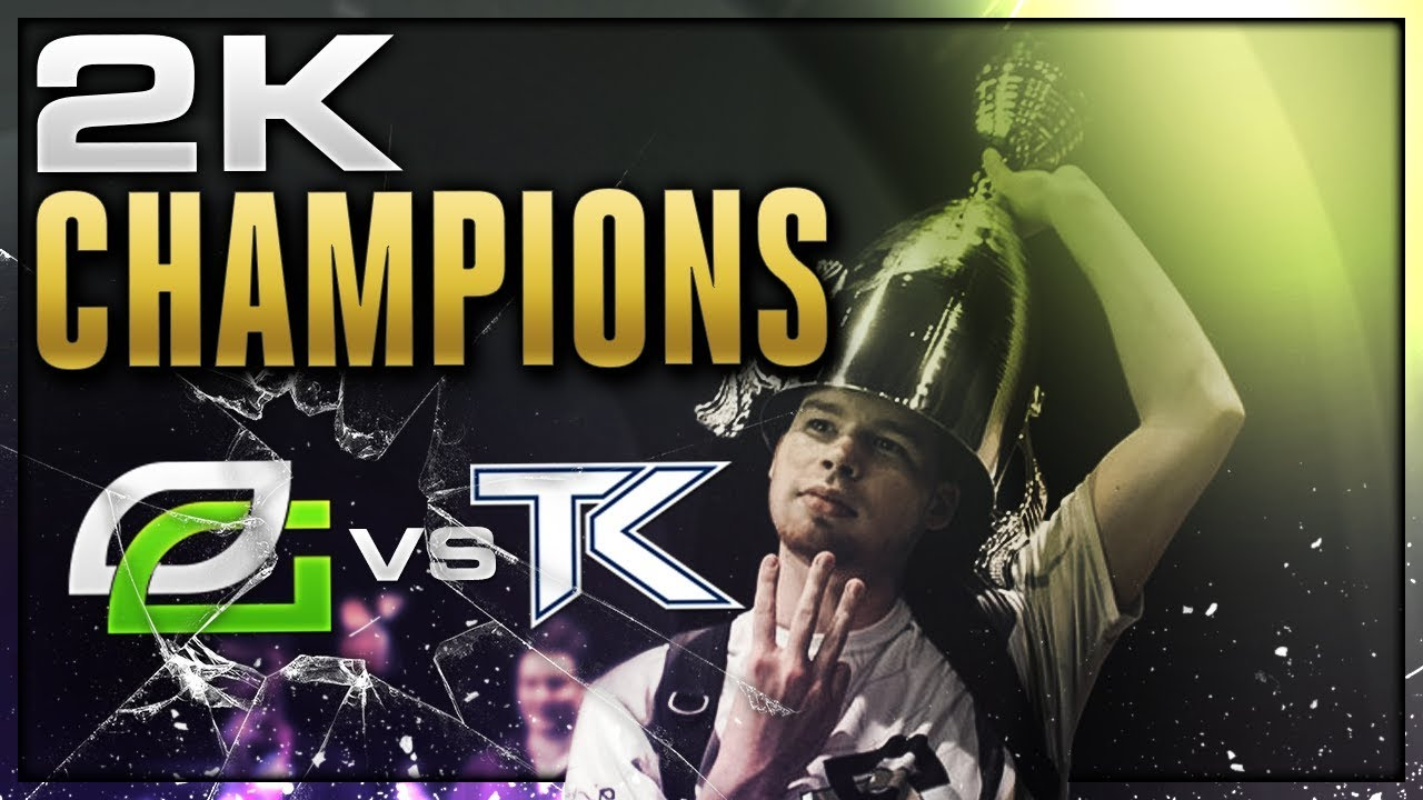 COD:WWII 2K CHAMPIONS!! Semi-Final Match (OpTic Gaming vs tK)