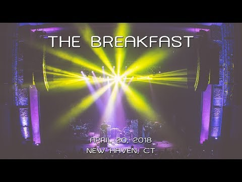 The Breakfast: 2018-04-20 - College Street Music Hall; New Haven, CT (Complete Show) [4K]