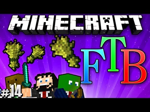 "Minecraft: Feed the Beast #14 ""Farming"""
