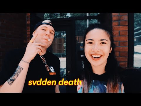 SVDDEN DEATH Interview- jazz band, being electrocuted for music, working bad jobs