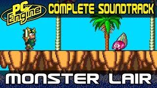 PC Engine Music - Wonder Boy III Monster Lair (complete soundtrack)