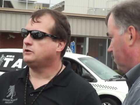#44.  Walmart President:  Mike Duke Wanted; (ignores family members)   M4V01947.MP4