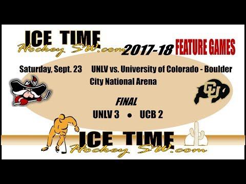 UNLV vs University of CU-Boulder 9/23/17