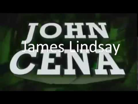 John Cena REMIX- James Lindsay