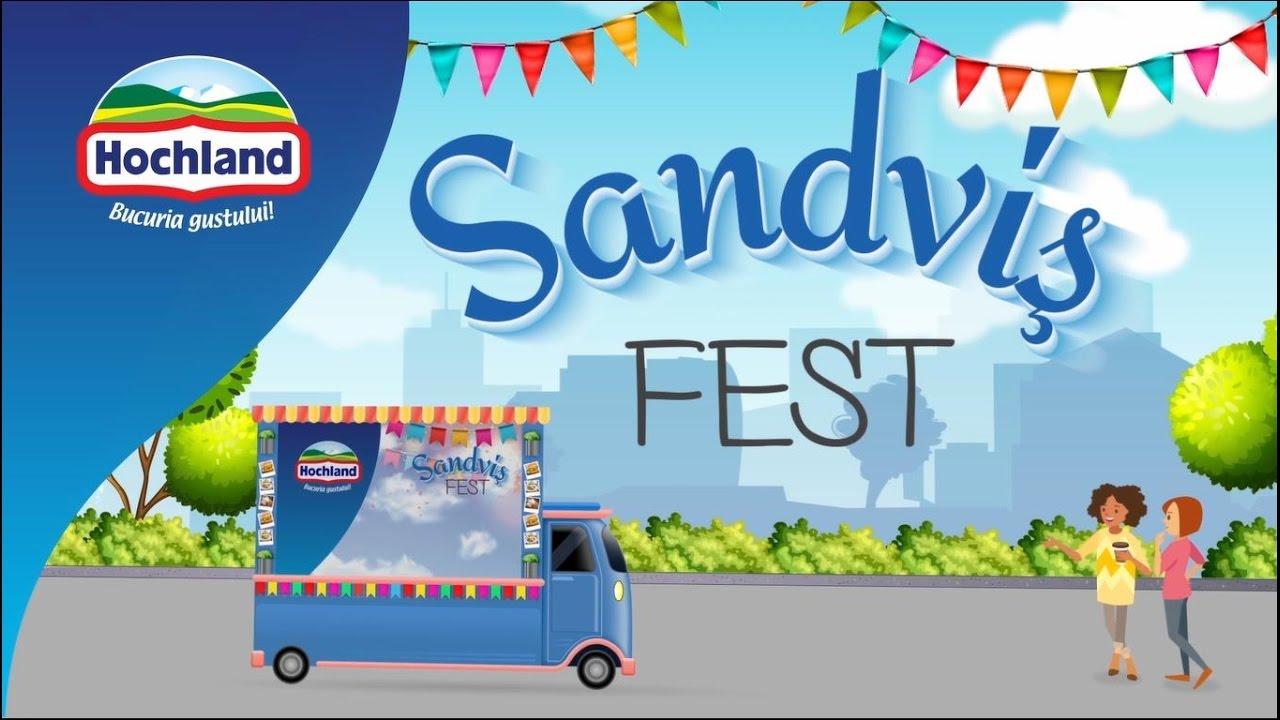 diverse culori cea mai recentă angro Hochland - SandvișFest - YouTube