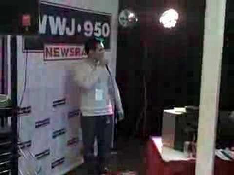Karaoke Night at THAW Radiothon
