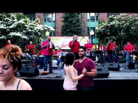"Downtown Thursdays presents ""Orquesta Afinke"""